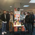Award winning novelist David Massey visits Kidderminster College